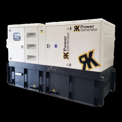Cabina 200KW RK Power