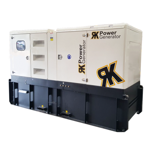 Cabina 225KW RK Power