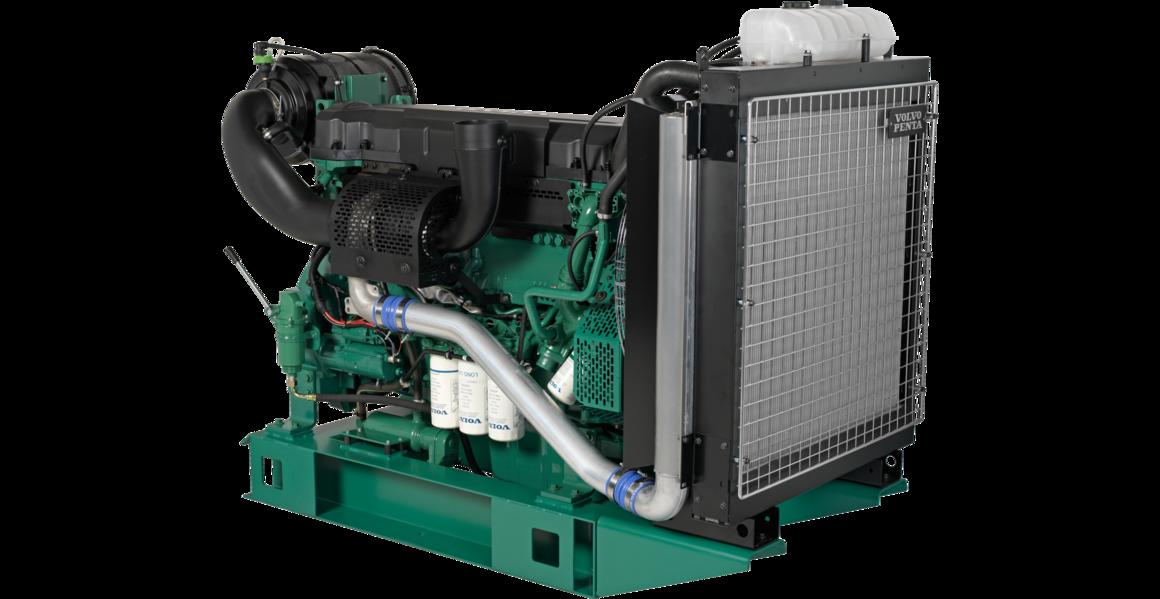 Motor 250KW RK Power