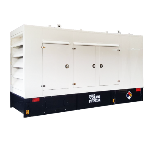 Cabina 300 450 KW RK Power