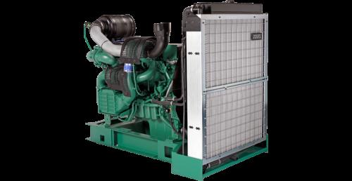 Motor 550 600 KW RK Power