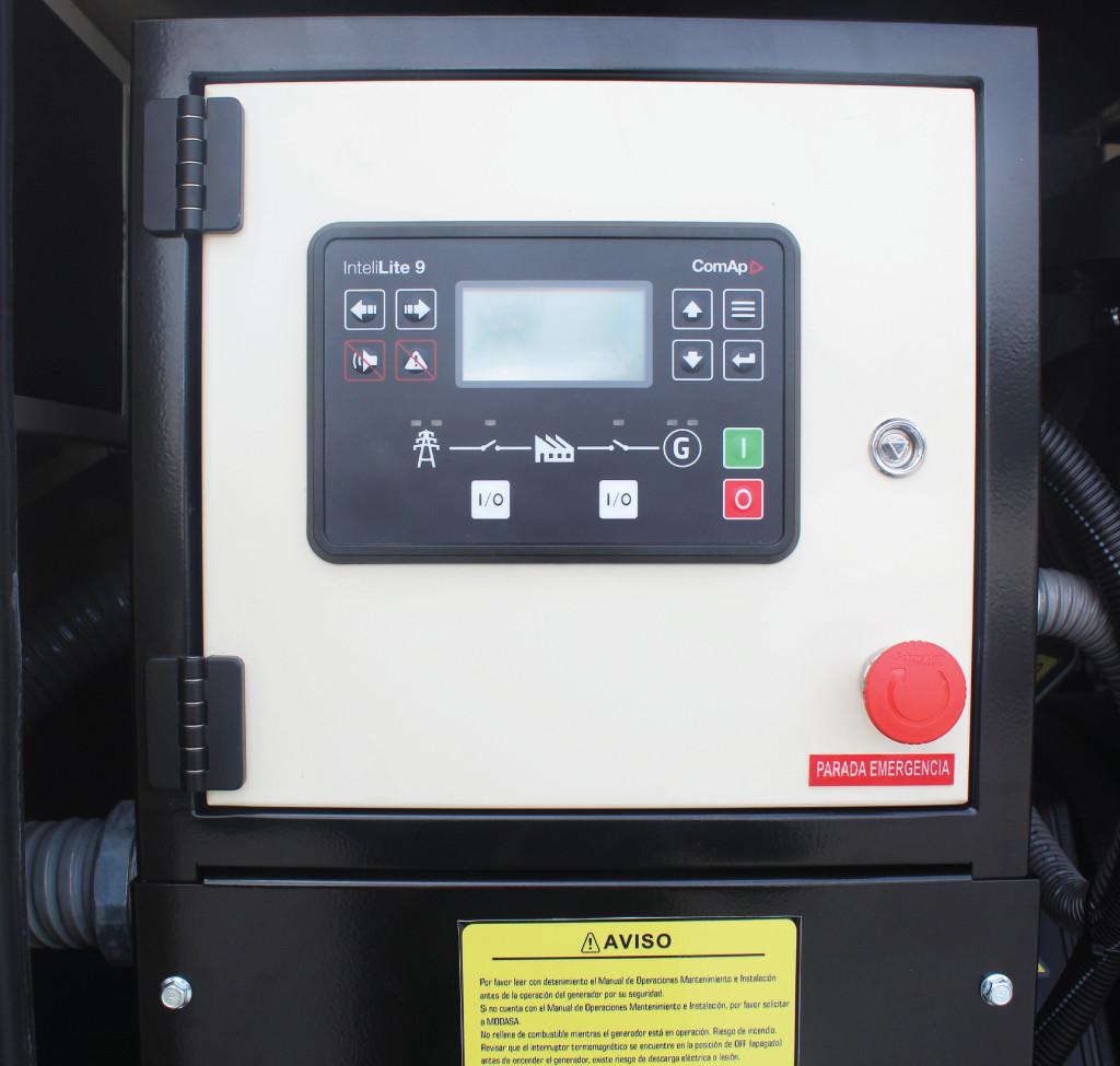 Control de Transfer Switch Automático